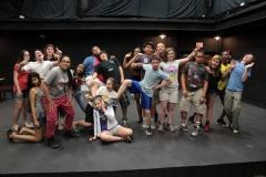 teen-scenes-fun-pose-theater-camp