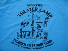 2014 Summer Theater Camp